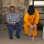 Mehmet Desde liest aus seinem Buch 'Folter und Haft in der Türkei' (3)