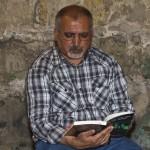 Mehmet Desde liest aus seinem Buch 'Folter und Haft in der Türkei' (2)